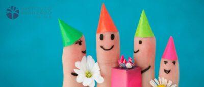 Los juegos de dedos: desarrollo psicomotriz y del lenguaje